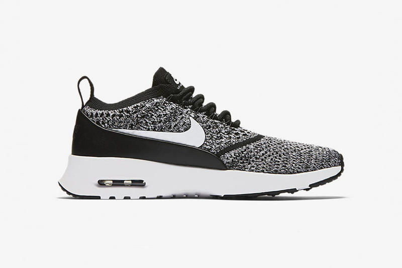 "367afeef5f NIKE AIR MAX THEA ULTRA FLYKNIT ""OREO"" black white"