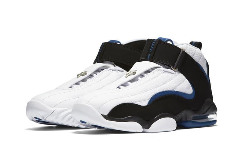 Nike Air Penny 4 Orlando