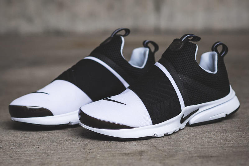 Nike Air Presto Extreme Black/White