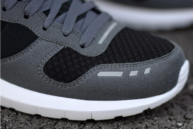 uk availability d63f7 51d32 The Nike Air Vortex 17 Takes Lessons from the 80s Swoosh Black Grey White.  3 of 3