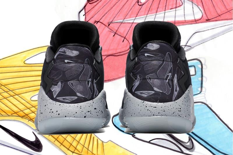 Nike Hyperdunk 2016 Low LMTD EP Original Sketches