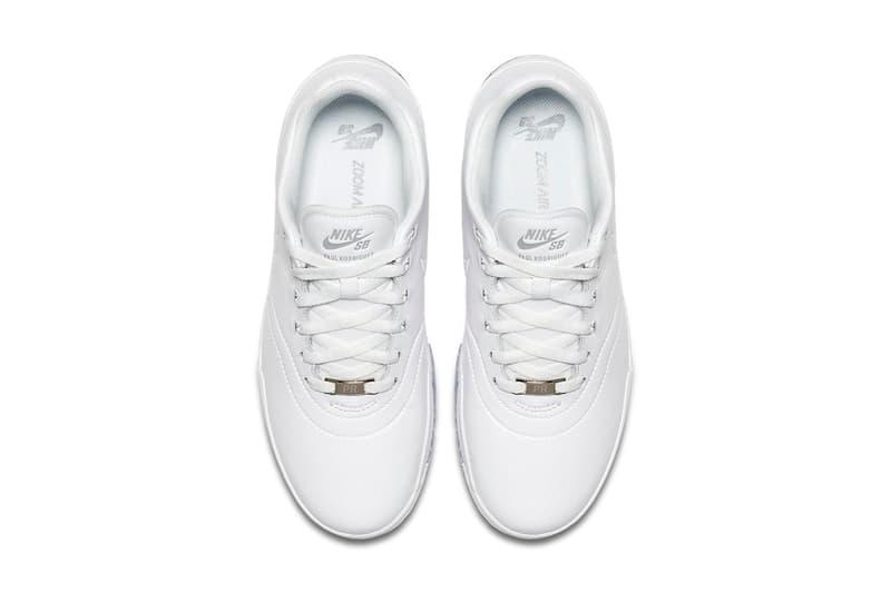 Nike SB P-Rod 9 Elite White