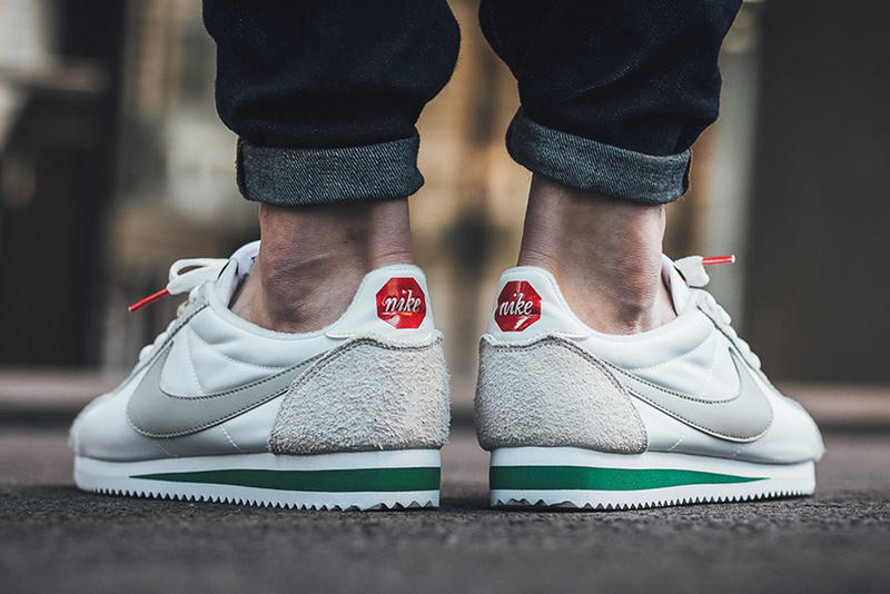 Nike Cortez Stop Sign