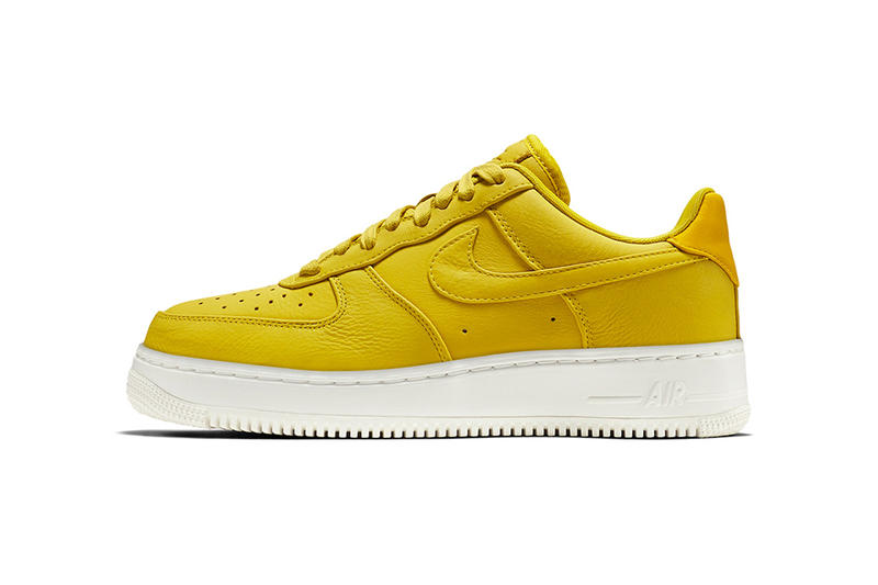 NikeLab Air Force 1 Low Citron