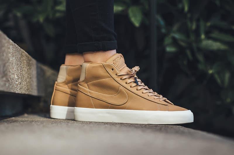 NikeLab Blazer Mid Studio Sneaker Premium Leather 59b01cafc