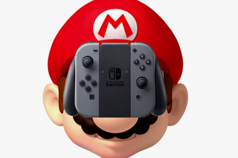 Nintendo Switch VR Headset Patent