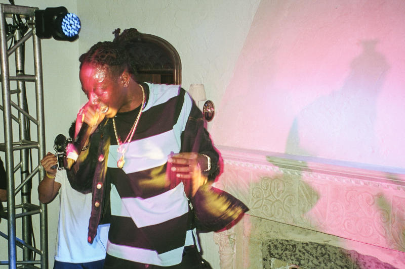 No Vacancy Inn KNOW WAVE Communiversity Art Basel Miami Recap