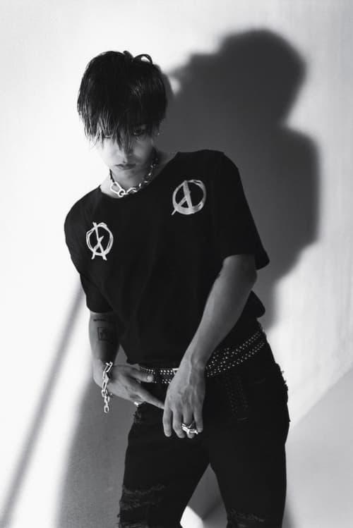 G Dragon PEACEMINUSONE Ambush Noboyushi Araki Dazed Winter 2016 Editorial