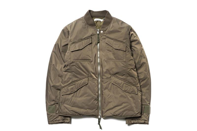 nonnative 2016 Fall Winter DICOROS Solo Outerwear