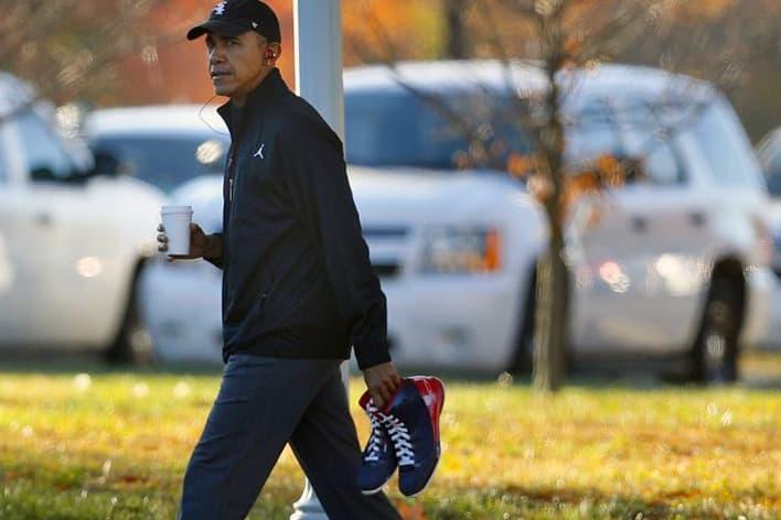 President Obama Sneakers