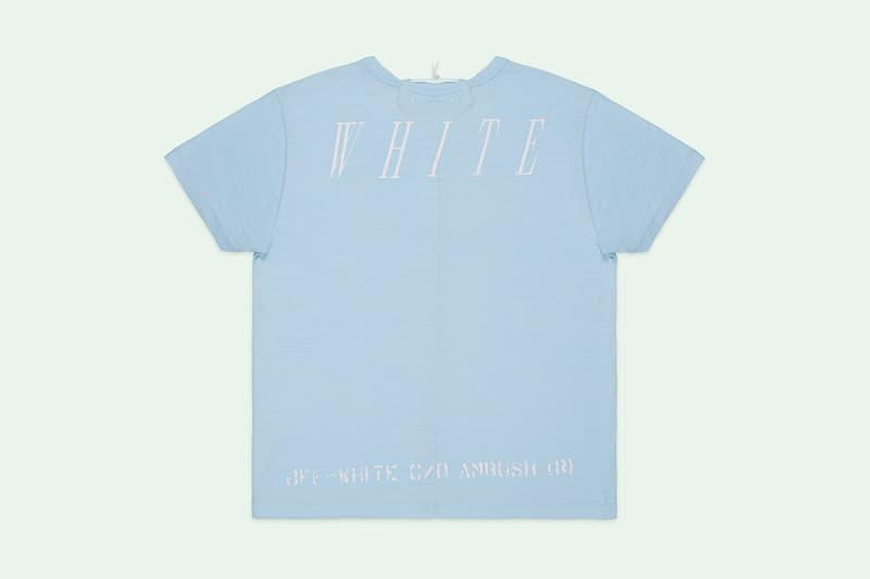 AMBUSH x OFF-WHITE Pendant T-Shirt