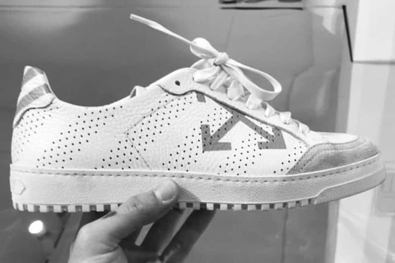 """OFF-WHITE """"Diagonal"""" Sneaker Teaser"""