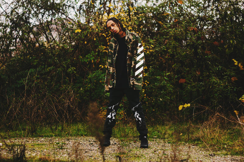 OFF-WHITE & Maxfield 2016 Capsule Collection & Pop-up Store Collaboration Vintage