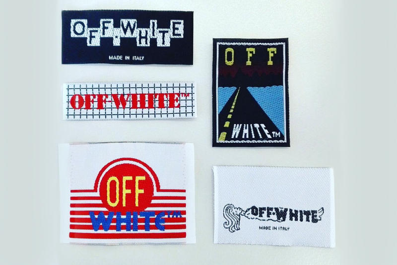 OFF-WHITE Maxfield Gallery Temporary Shop Pop-Up Los Angeles