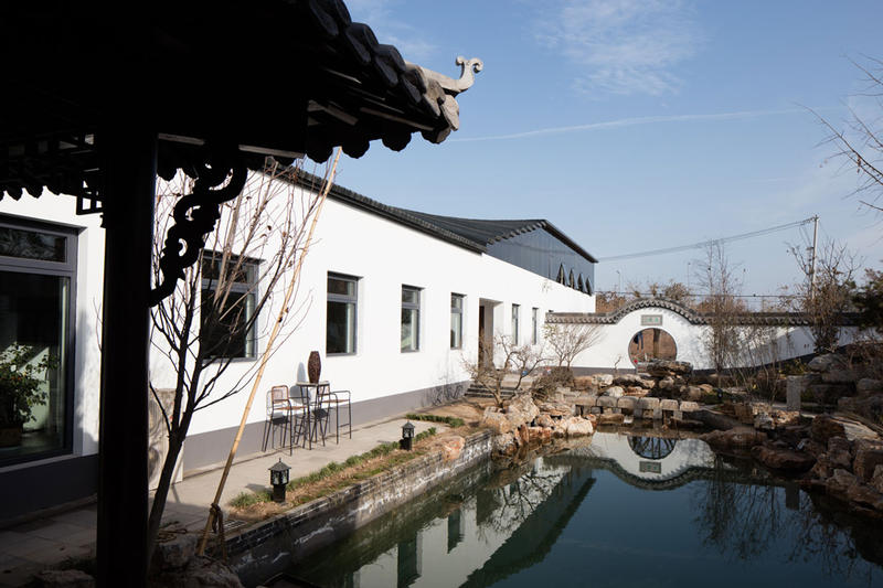 OfficeProject Xu Hongquan Home and Studio