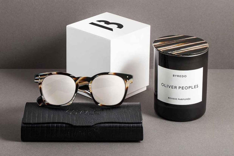Oliver Peoples Byredo Joint Sunglasses Collection
