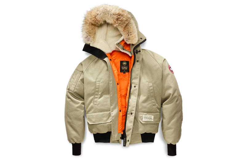 October's Very Own OVO Canada Goose