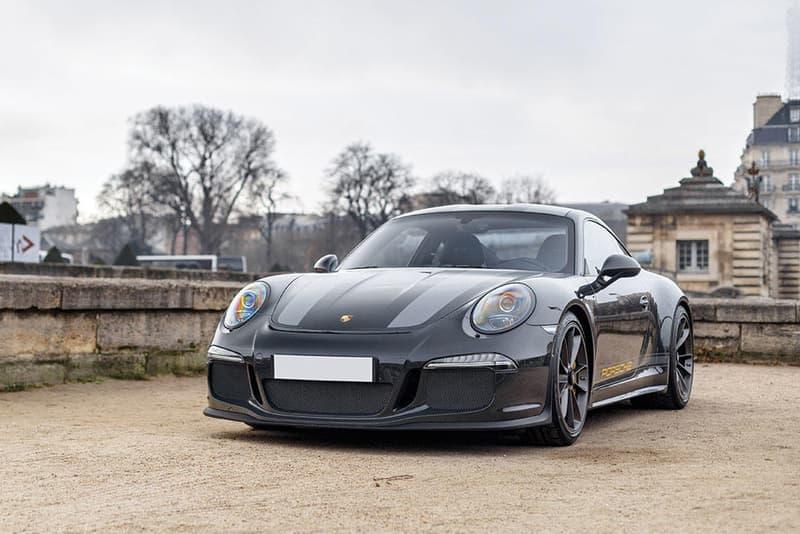 Porsche 911 R 2016 Slate Grey Paint Job