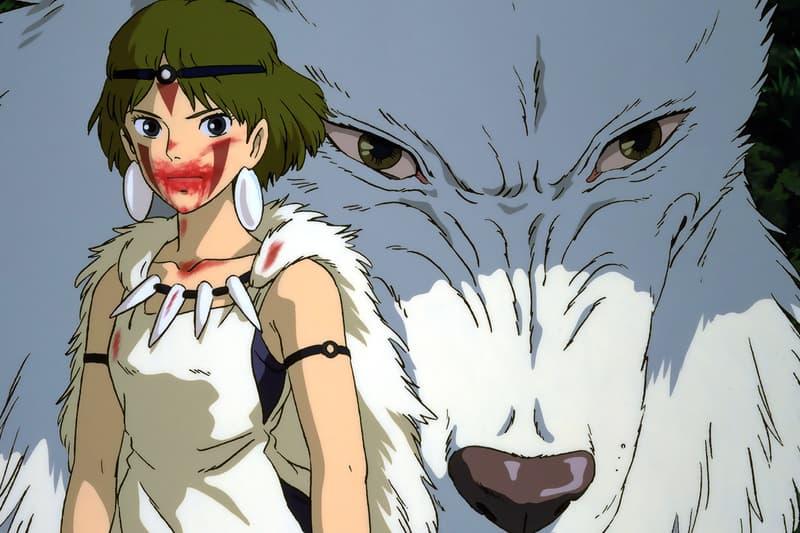 Studio Ghibli's 'Princess Mononoke' Returning to Theaters for Its 20th Anniversary & Miyazaki's Birthday Movies Japan hayao