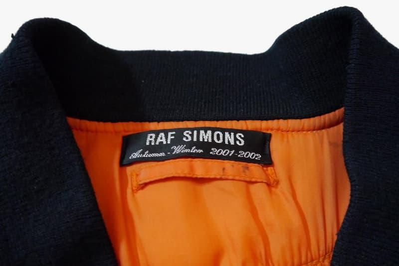 Raf Simons The Salvages