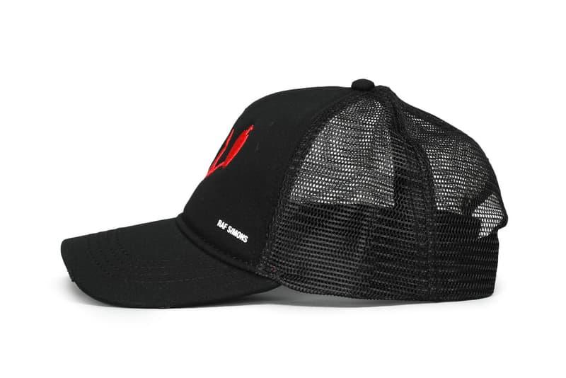 Raf Simons Spring/Summer 2017 Trucker Hat