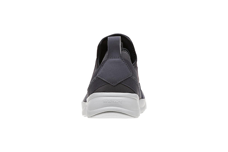 3f8a7daed4c Reebok FuryLite Slip-On Contemporary Black White