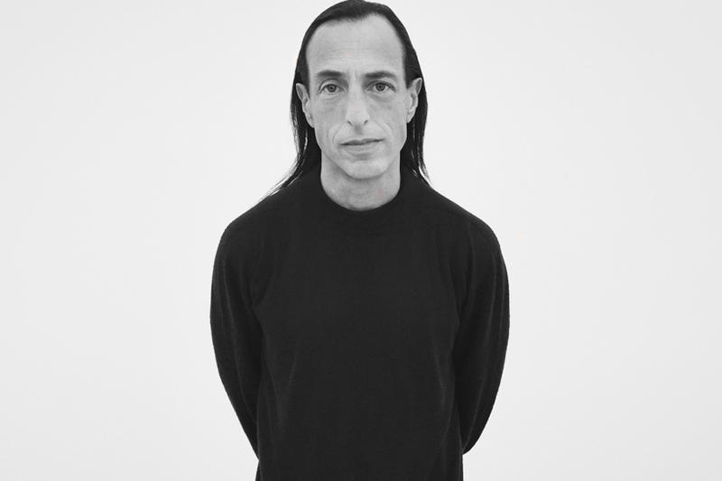 Rick Owens on his New Furniture Exhibition at the MOCA and Michèle Lamy