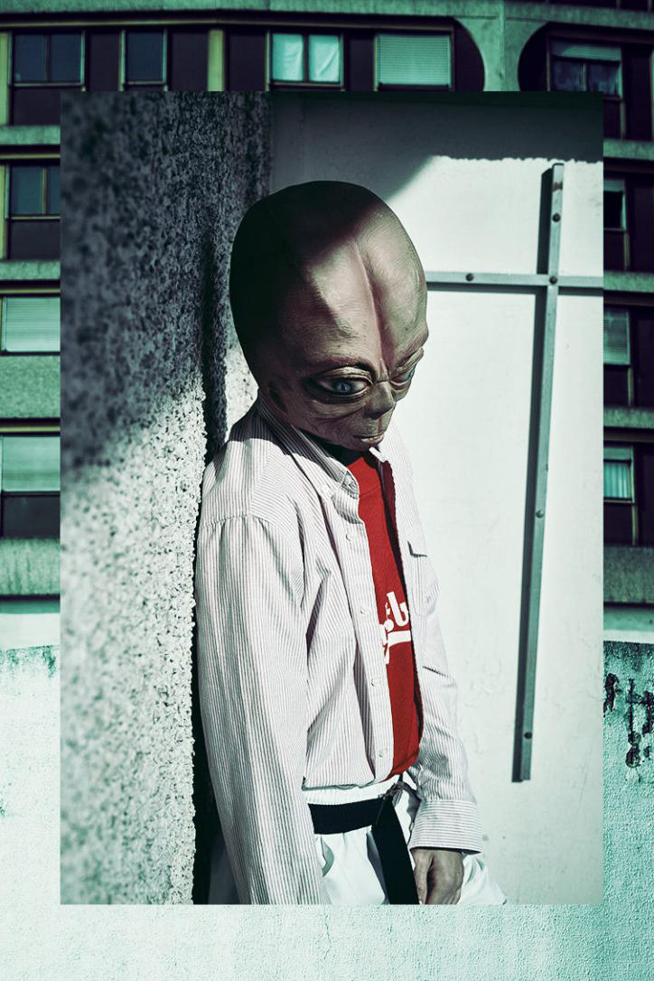 Robert Extraterrestrial Brice Krum Fucking Young