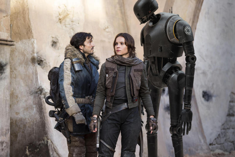 Rogue One A Star Wars Story Spoilers