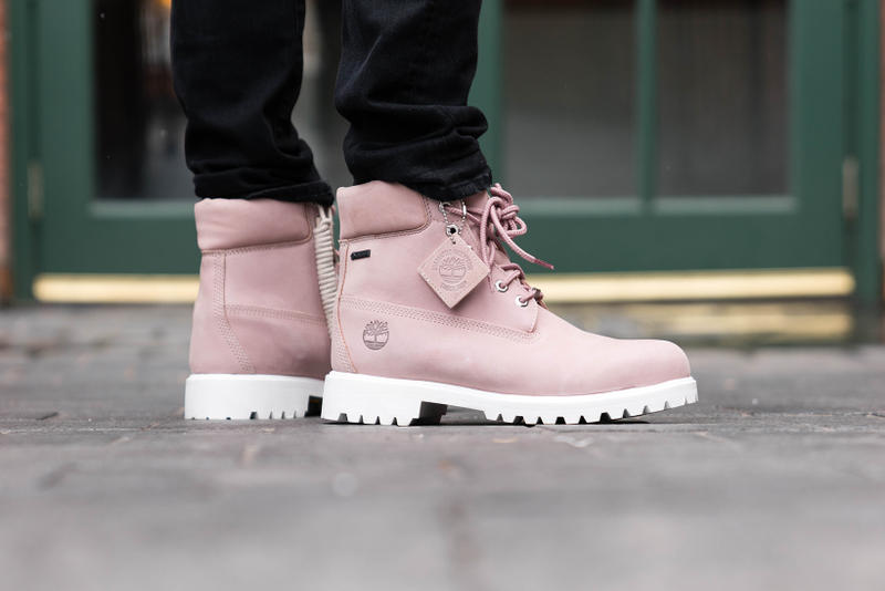 Ronnie Fieg Friends and Family Timberland