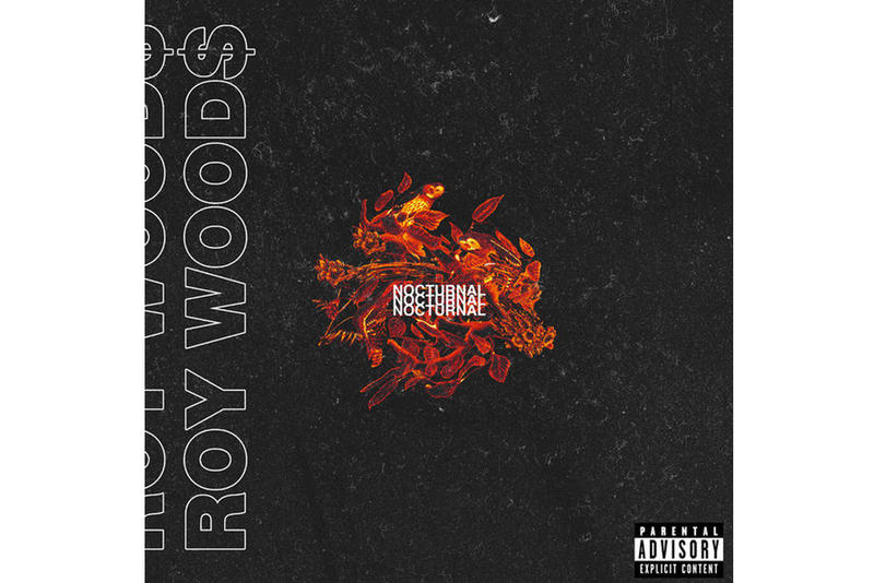 Stream Roy Wood$'s New EP 'Nocturnal'