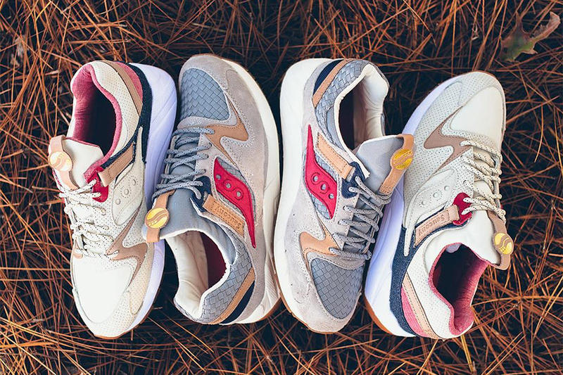 b5131191 Saucony Grid 9000 Liberty Pack Is Patriotic This Holiday Season ...