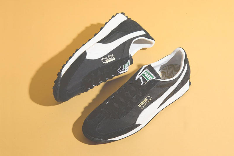 size? and PUMA Easy Rider and Whirlwind Sneaker