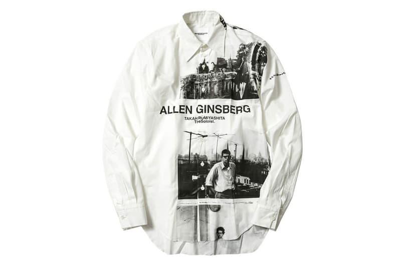 SPADE Magazine UNDERCOVER NEIGHBORHOOD Allen Ginsberg Collection
