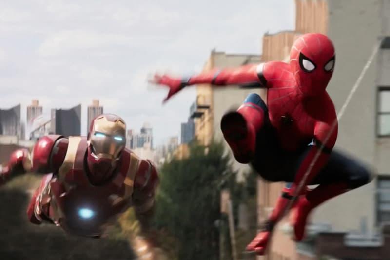 Spiderman Homecoming Movie Film