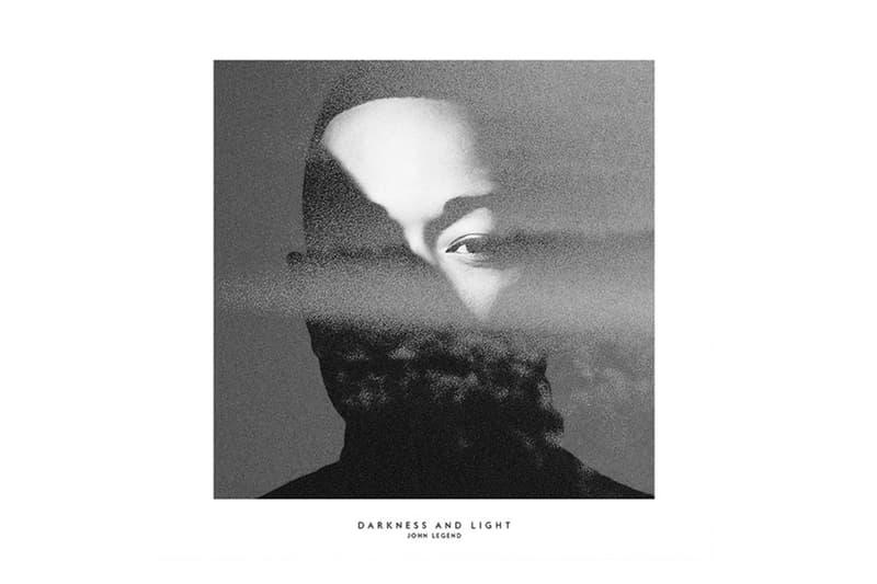 Stream John Legend's New Album, 'Darkness and Light' Music iTunes Spotify