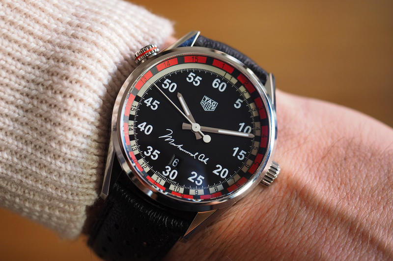 TAG Heuer Special Edition Muhammad Ali Watch