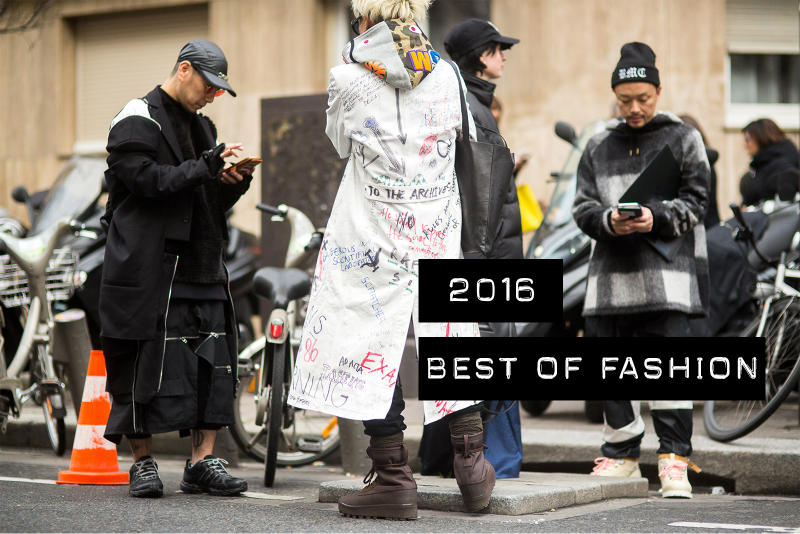 Hypebeast Top Ten Best High Fashion 2016 Wales Bonner Vetements Gucci Craig Green Gosha OAMC OFF-WHITE  A-COLD-WALL Raf Simons  JW Anderson Facetasm Calvin Klein UNDERCOVER Loewe Faith Connexion