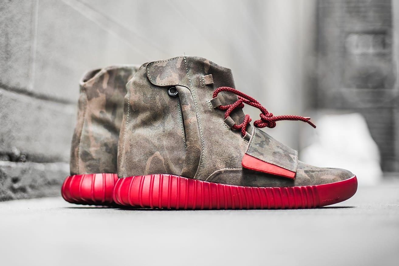 Shoe Surgeon's Custom YEEZY BOOST 750