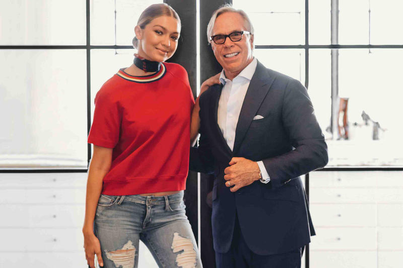 Tommy Hilfiger to Stage 2017 Spring See-Now-Buy-Now Show in L.A. Los Angeles Gigi Hadid New York Fashion Week