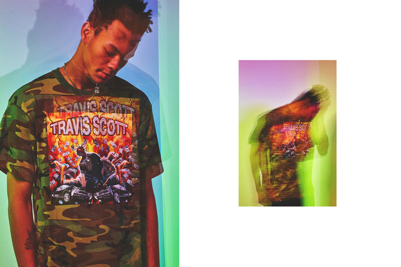 Travis Scott Diamond Supply Co Collaboration
