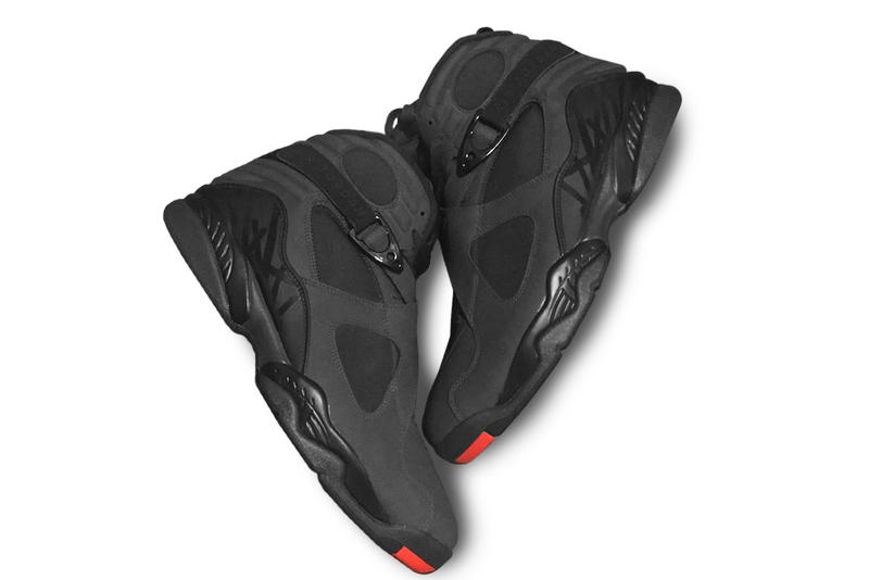 super popular d30b8 eabc2 Undefeated Air Jordan 8 Leaked