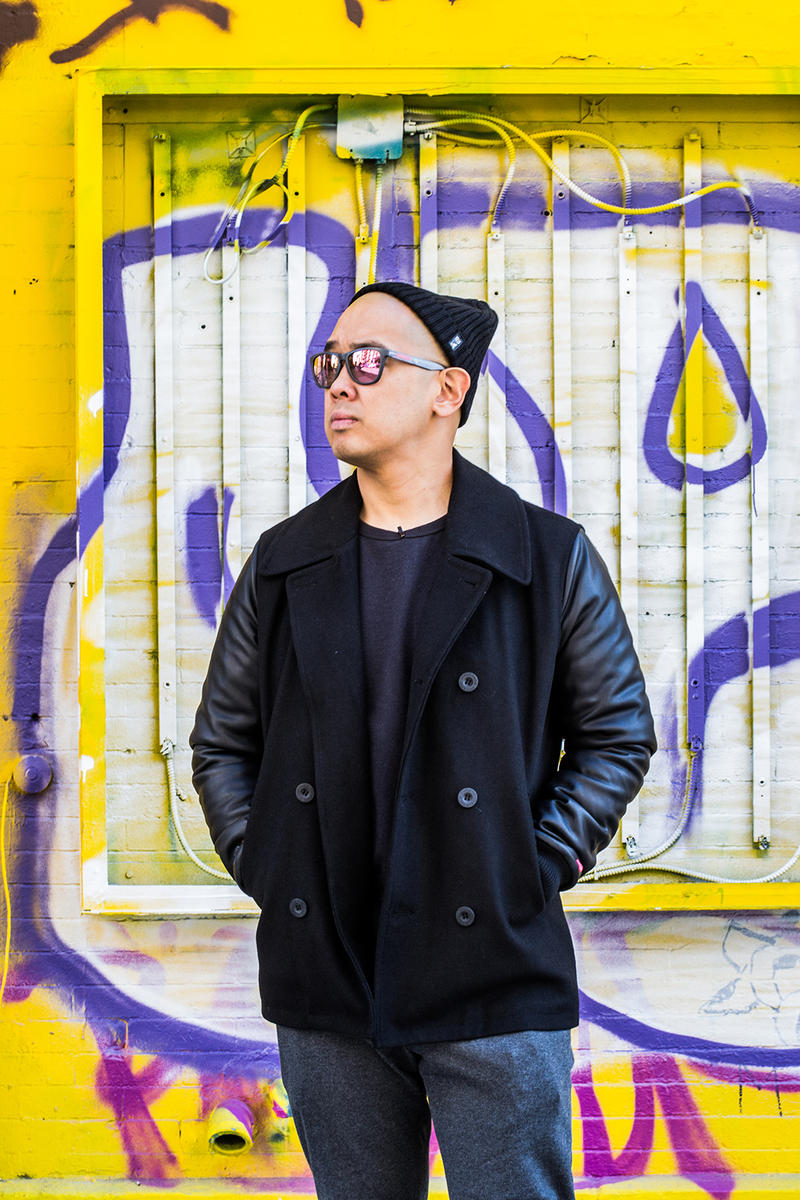 Urban Jungle jeffstaple Staple Pigeon Peacoat