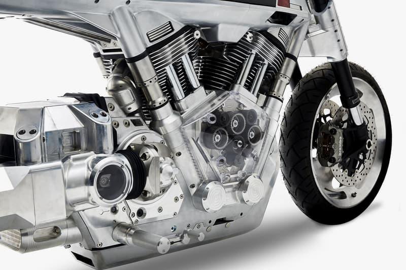 Vanguard Motorcycle Vanguard Roadster Confederate Motorcycles