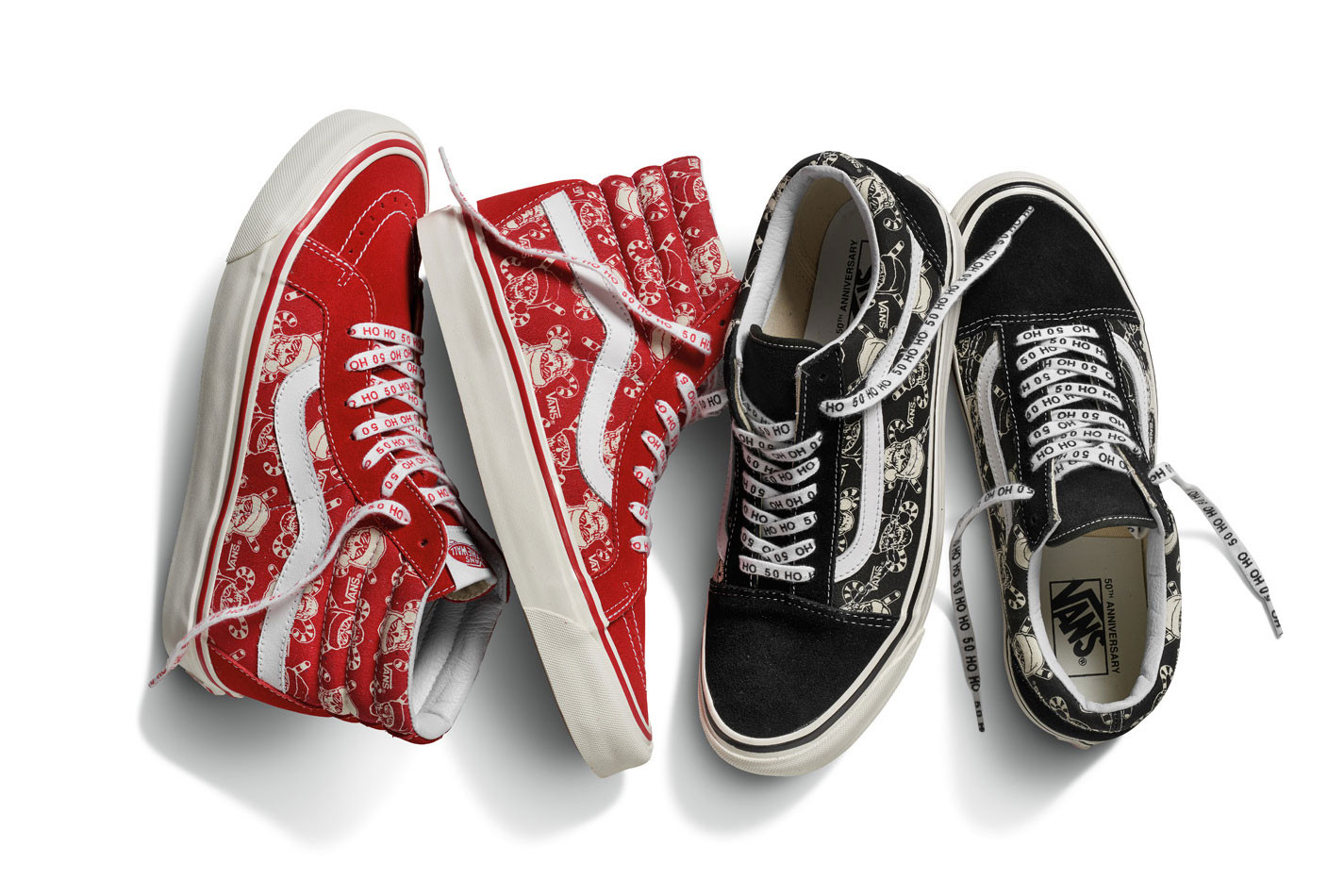 Vans 2016 Christmas Holiday Collection