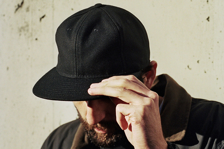 Viberg Teams up With Ebbets Field Flannels for Hard-Wearing New Cap  Collection 72734bfe7dc