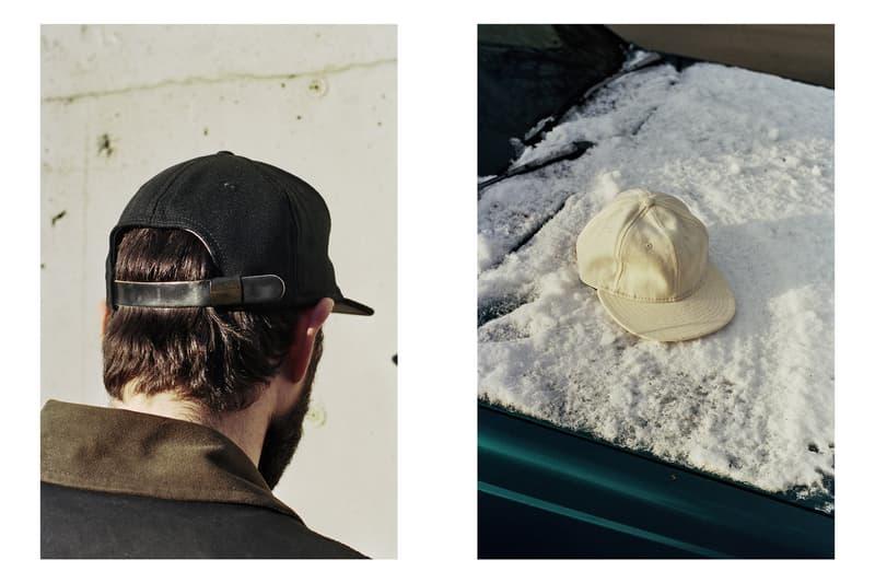 Viberg x Ebbets Field Flannels Cap