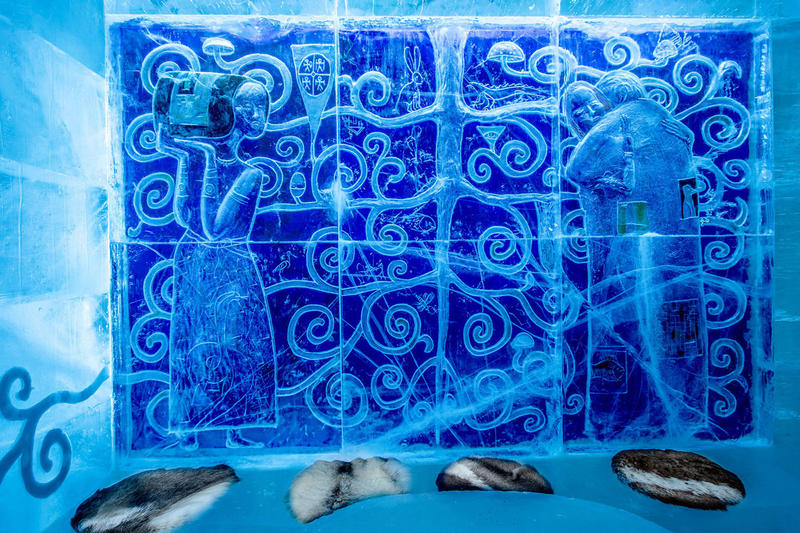 World's First Permanent Ice Hotel