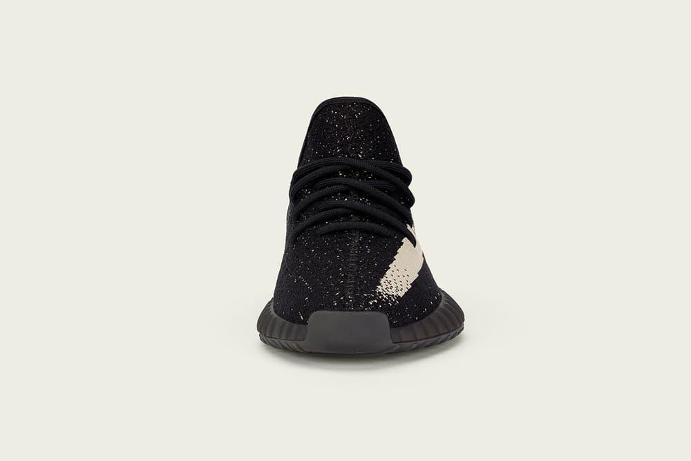 adidas Originals YEEZY BOOST 350 V2 Black White