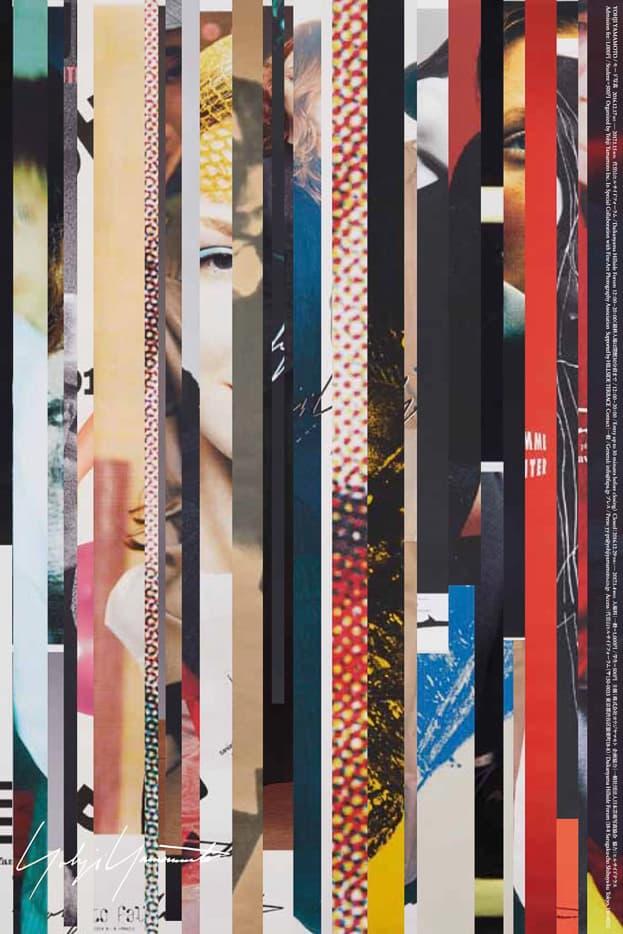 Yohji Yamamoto Photography Exhibition Japan